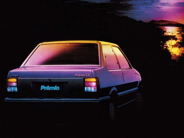 Há 35 anos Fiat Prêmio chegava para enfrentar o Voyage