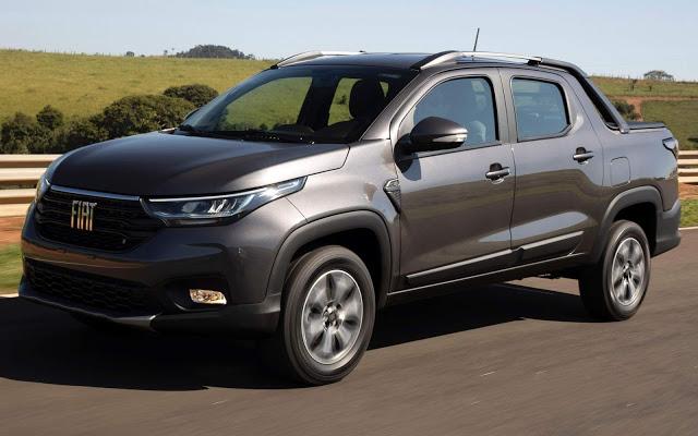 Nova Fiat Strada 2021: lançamento no Brasil dia 26/06/2020