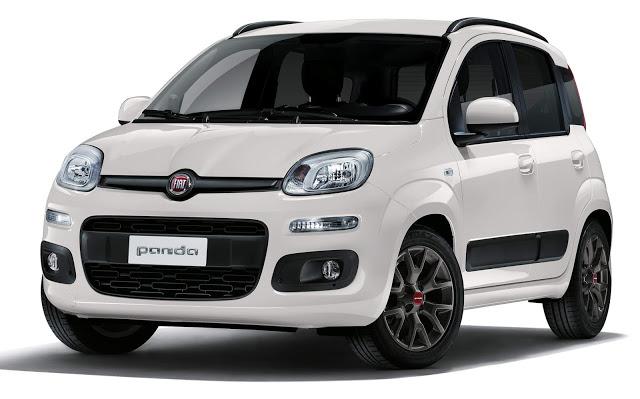 Fiat lança Panda com sistema híbrido leve na Europa