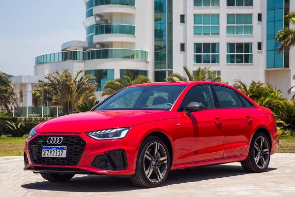 Audi A4 2021 chega ao Brasil - preço parte de R$ 230 mil