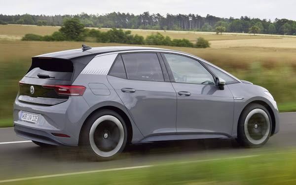 VW desenvolve novo carro elétrico do tamanho do Polo