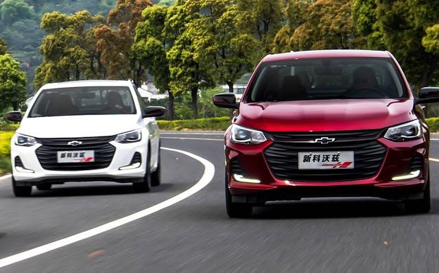 Novo Chevrolet Onix Sedan 1.0 Turbo 2020: fotos, consumo, desempenho e ficha técnica - China