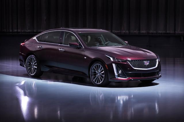 Cadillac CT5 para enfrentar Audi A4, BMW Série 3 e Classe C