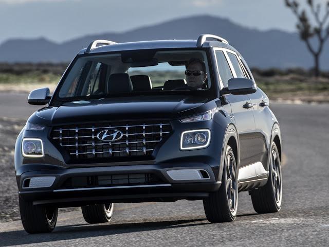 Novo Hyundai Venue confirmado para Argentina em 2020