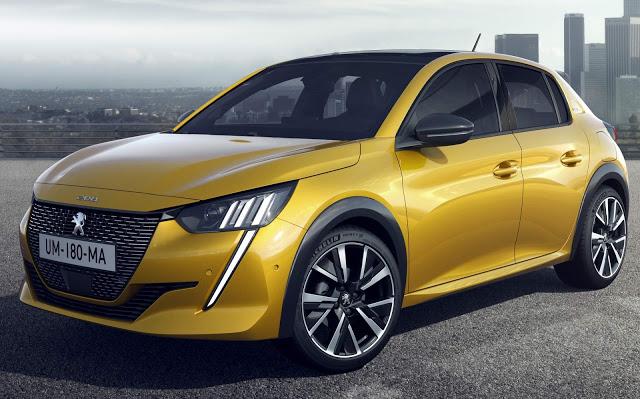 Peugeot 208 1.2 Turbo Automático chega ao Brasil em 2020