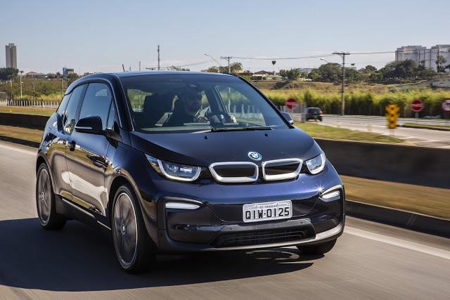 Novo BMW i3 2020 120 Ah chega ao Brasil - preço inicia em R$ 206 mil; autonomia chega a 440 Km
