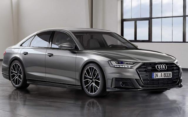 Audi A8 2020 ganha suspensão ativa preditiva - opcional